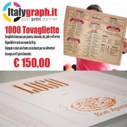 1000 TOVAGLIETTE